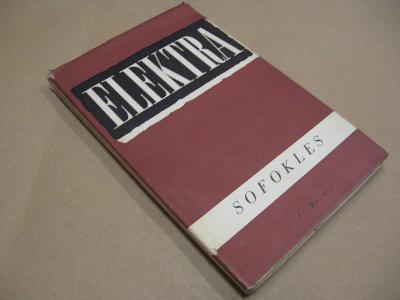 Sofokles ELEKTRA 1942