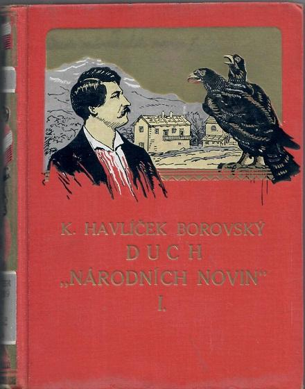"""Duch """"Národních novin"""" I. - Borovský - Knihy"""