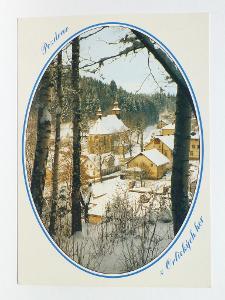 Klášterec nad Orlicí, Žamberk, Ústí n.O. - zimní
