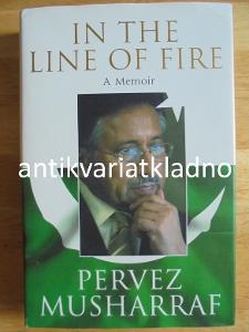 IN THE LINE OF FIRE, PERVEZ MUSHARRAF, ANGLICKY