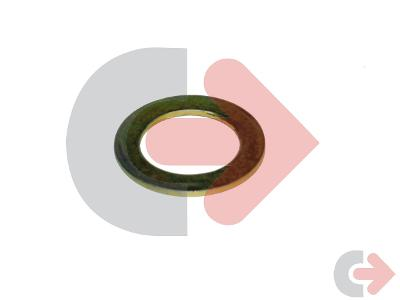 Podložka čepu lžíce 45mm JCB (823/00470)