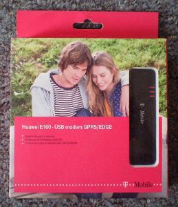 LUXUSNÍ STYLOVÝ T-MOBILE HUAWEI USB MODEM E160