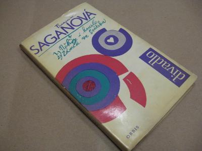 Saganová Fr. NĚKDY I HOUSLE, ZÁMEK VE ŠVÉDSKU 1967