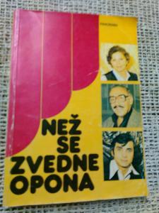 KNIHA - HERCI CZ - NEŽ SE ZVEDNE OPONA - 1984