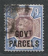 Anglie - razít.,Mi.č. č.D 30,Michel kat.60 EUR /113A/