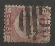Anglie - razít.,Mi.č. č.37 /1643A/