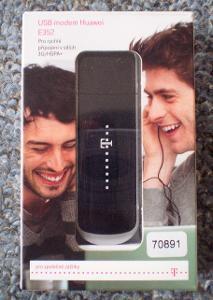 LUXUSNÍ STYLOVÝ T-MOBILE USB MODEM HUAWEI E352