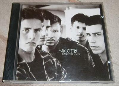 CD - NKOTB - Face The Music