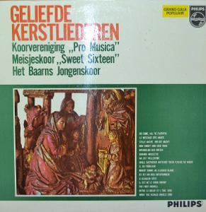KOORVERENIGING PRO MUSICA: SWEET SIXTEEN; NL