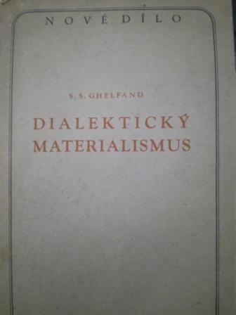S. S. Ghelfand. Dialektický materialismus. Podpis!