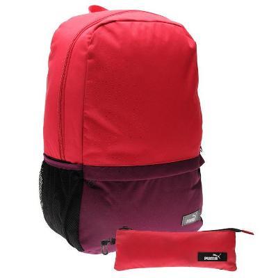 SET  velký  batoh  + pouzdro -  zn. PUMA