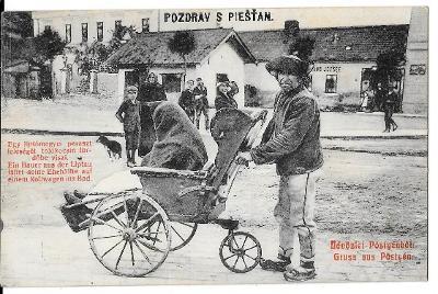 Slovensko, Piešťany