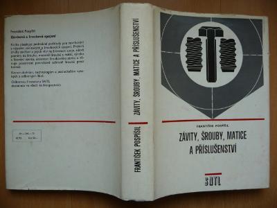 Závity, šrouby, matice a příslušenství - SNTL 1975