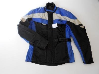 Textilní bunda OUTDOOR vel. M - chrániče, reflex