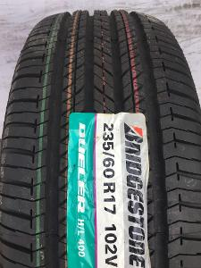 nové 2ks 235.60.17 Bridgeston Dueler H/L, MO, 102V
