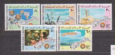 Mauretánie kosmos