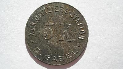 Lager - Jablonné v Podještědí 5 koruna