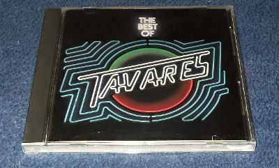 CD Tavares - The Best Of Tavares