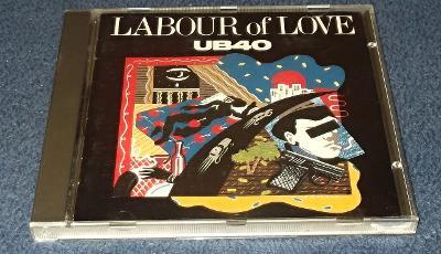CD UB40 - Labour Of Love