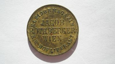 Jacob Rothberger Wien - Kleidermagazin