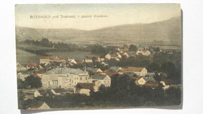 Rovensko pod Troskami - Kozákov
