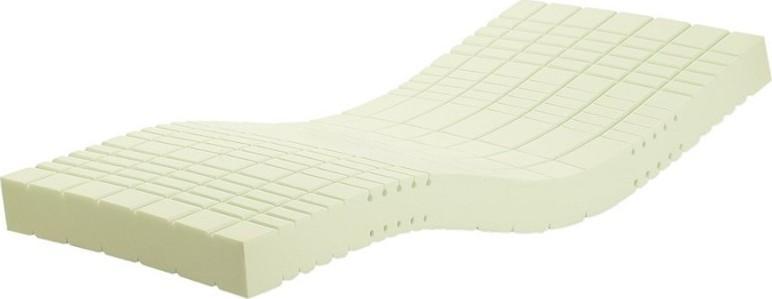 Pěnová matrace LucyHard Kristallblau 200x90 2ks - sleva cca 45%