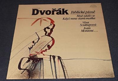 LP Antonín Dvořák - Biblické písně