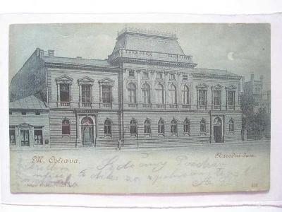 M. Ostrava