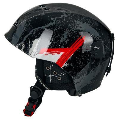 TecnoPro XT IS8 lyžařská helma přilba XS/48-51cm