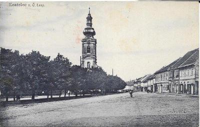 Kostelec nad Černými Lesy , okr. Praha-východ