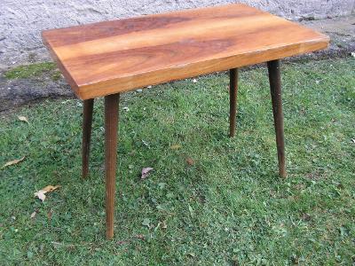 Otočný televizní stoleček - stolek - stůl