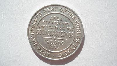 Anglie ? Goldcoast 1922 - 23 - Numismatika