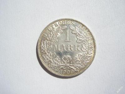 1 Marka 1909 A krásná