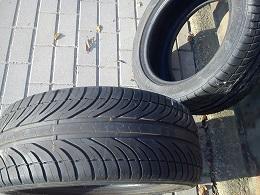 Pěkné pneumatiky KLEBER Hydraxer, 195/50 R15, 2ks