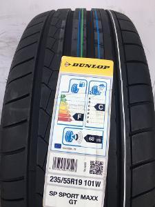 nová sada 235.55.19 Dunlop Sp SportMaxx GT AO 101W