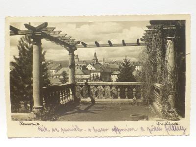 Jeseníky - Rýmařov, Šumperk, Bruntál 1933