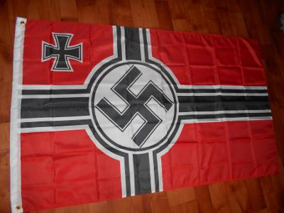 Repro Německá válečná vlajka 1