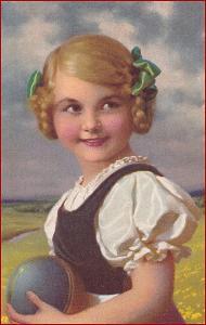 Děti * portrét, krajina, gratulační * M3931