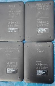 Černý externí disk WD Element Portable USB3.0 500GB na ND nebo opravu
