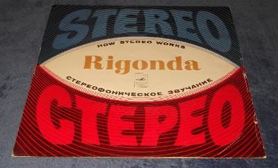 LP How Stereo Works Rigonda