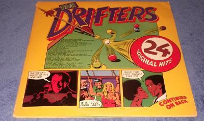 LP The Drifters - 24 Original Hits /2LP/