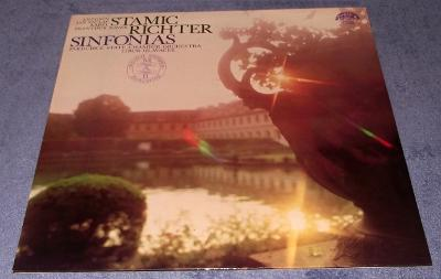 LP Stamic, Richter - Sinfonias