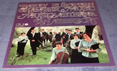LP Musica Aeterna - Early European Chamber Music