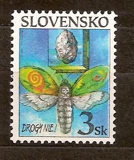 Slovensko 1998 kat.č.Mi323/Zb163