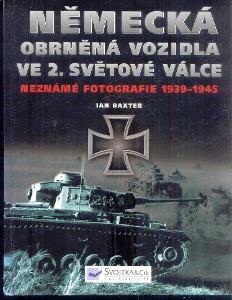Německá obrněná vozidla ve 2. světové válce