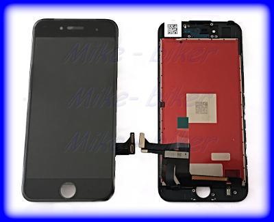 TOP HQ LCD panel s dotykem a 3D na iPhone 7 černý i bílý.