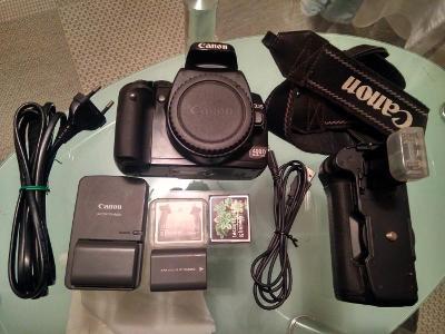 Canon 400D + batteryGrip