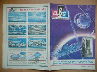 Časopis - ABC - 15. ročník z roku 1971 - číslo 15.