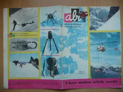 Časopis - ABC - 14. ročník z roku 1970 - číslo 10.
