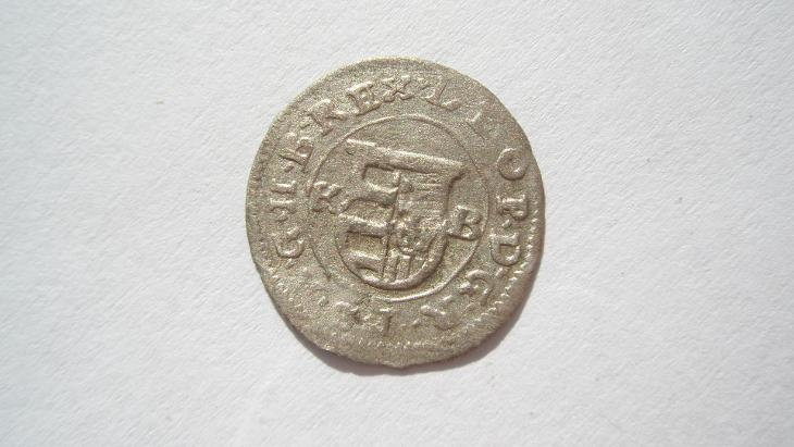 Leopold I. denár 1683 KB - Numismatika
